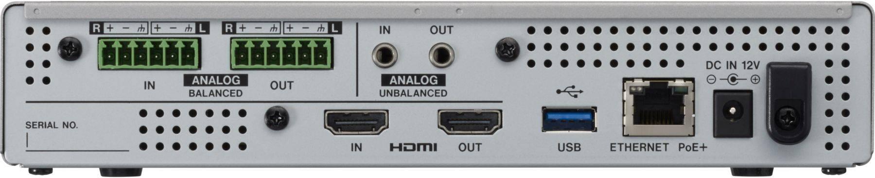 Tascam VS-R265 4K/UHD Streamer/Recorder vs-r-265 Product Image 4