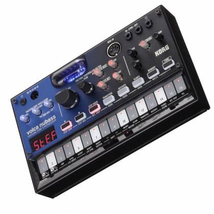 Korg DJ VolcaNuBass Bass Synth Vacuum NuTube Synthesizer Product Image