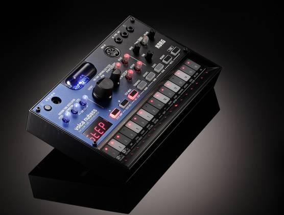 Korg DJ VolcaNuBass Bass Synth Vacuum NuTube Synthesizer Product Image 4