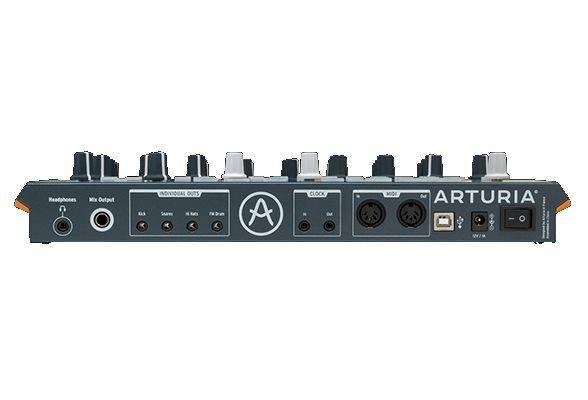Arturia DRUMBRUTEIMPACT Analog Drum Machine drum-brute-impact Product Image 3