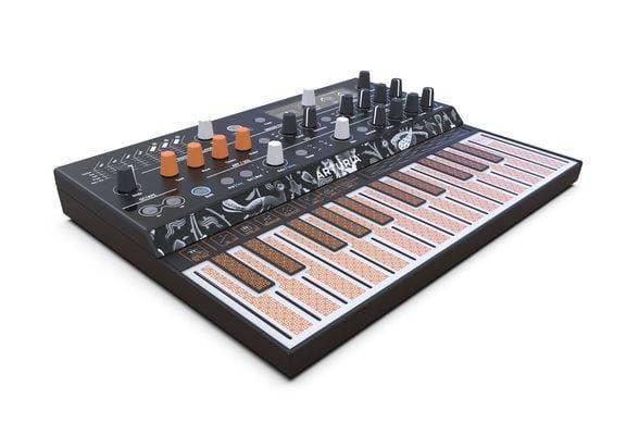 Arturia MICROFREAK 25-Key Hybrid Analog Synth micro-freak Product Image 3