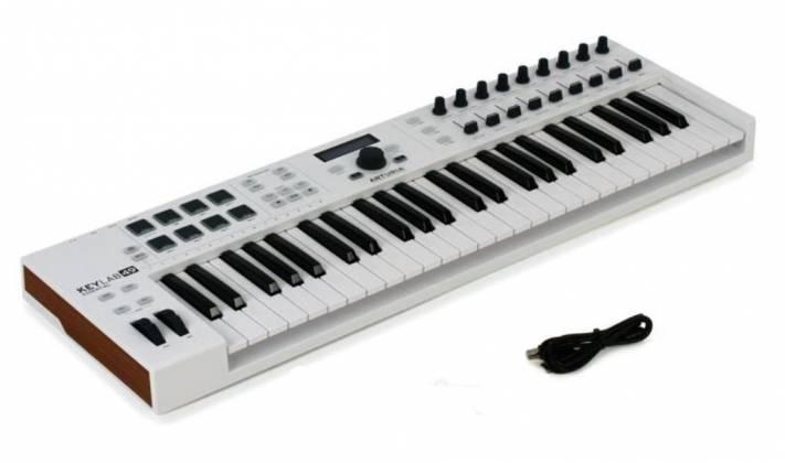 Arturia KEYLABESSENTIAL49 Easy to Use 49 Key Keyboard Controller key-lab-essential-49 Product Image 3