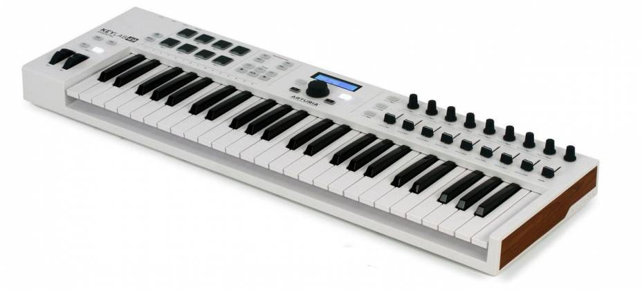 Arturia KEYLABESSENTIAL49 Easy to Use 49 Key Keyboard Controller key-lab-essential-49 Product Image 2