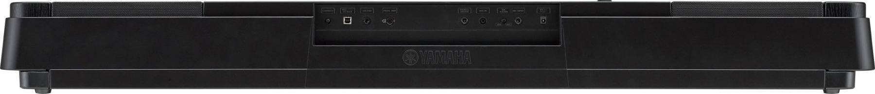 Yamaha DGX660-B 88-Key Electric Piano with Stand - Black Product Image 3