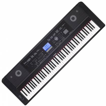 Yamaha DGX660-B 88-Key Electric Piano with Stand - Black Product Image 2