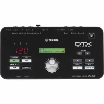 Yamaha DTX502 Electronic Drum Trigger Module Product Image