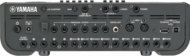 Yamaha DTX900-M Electronic Drum Trigger Module Product Image 7