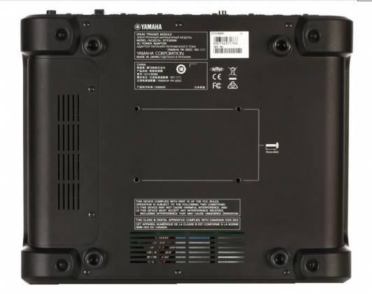 Yamaha DTX900-M Electronic Drum Trigger Module Product Image 2
