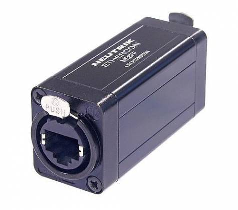 Neutrik NE8-FF Female to Female coupler for Ethercon or Cat5 cables Product Image