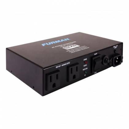 Furman AC-215A 120V/10A Two Outlet Power Conditioner ac-215-a Product Image