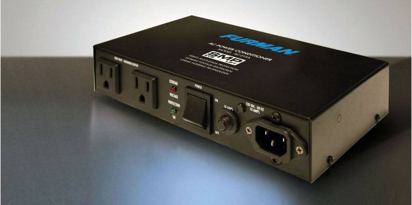 Furman AC-215A 120V/10A Two Outlet Power Conditioner ac-215-a Product Image 2
