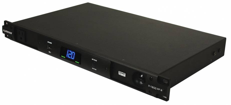 Furman P1800-PFR 120V/15A Prestige Power Conditioner with Power Factor Technology p-1800-pfr Product Image 2