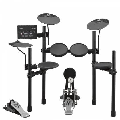Yamaha DTX452-KC Electronic Drum Kit Includes Stool and Headphones with Mail In Rebate Product Image 18