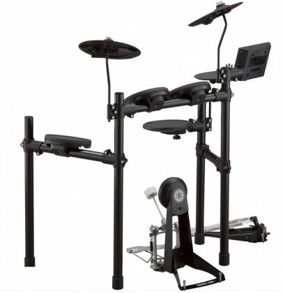 Yamaha DTX452-KC Electronic Drum Kit Includes Stool and Headphones with Mail In Rebate Product Image 8