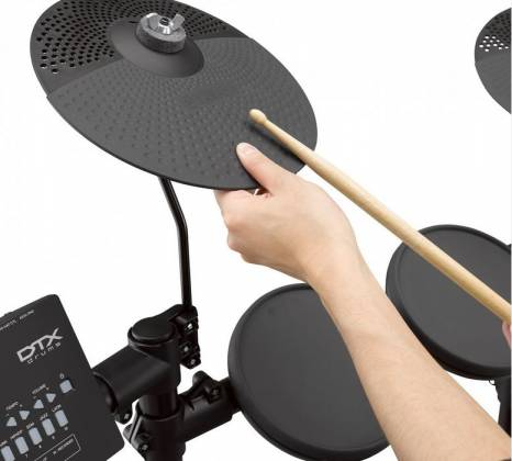 Yamaha DTX452-KC Electronic Drum Kit Includes Stool and Headphones with Mail In Rebate Product Image 3