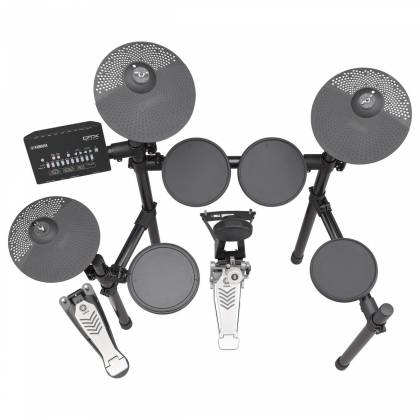 Yamaha DTX452-KC Electronic Drum Kit Includes Stool and Headphones with Mail In Rebate Product Image 17