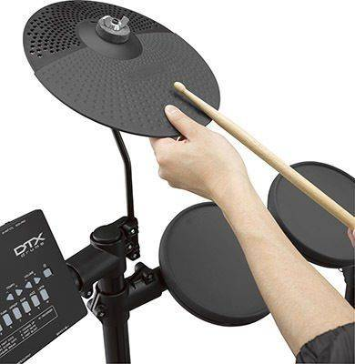 Yamaha DTX452-KC Electronic Drum Kit Includes Stool and Headphones with Mail In Rebate Product Image 10