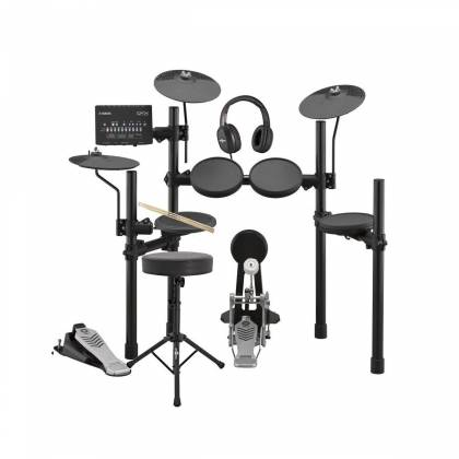 Yamaha DTX452-KC Electronic Drum Kit Includes Stool and Headphones with Mail In Rebate Product Image