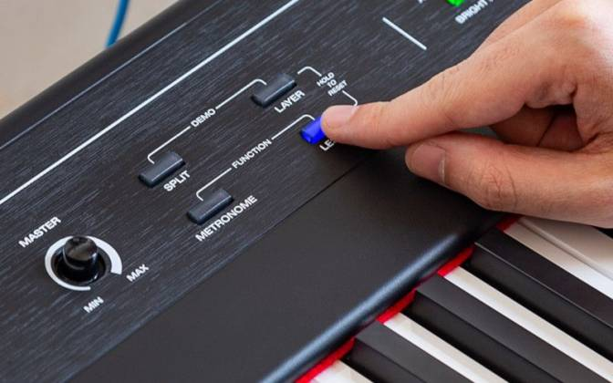 Alesis CONCERTXUS Digital Piano with 88 Full-Sized Keys Product Image 8