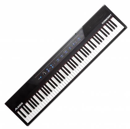 Alesis CONCERTXUS Digital Piano with 88 Full-Sized Keys Product Image 1
