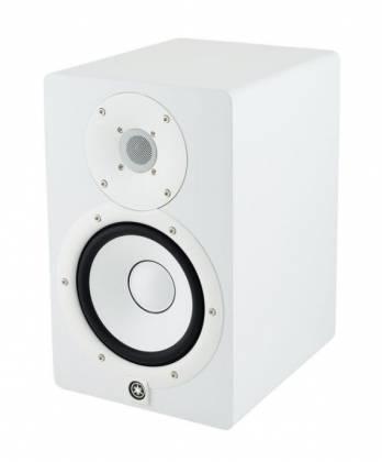 "Yamaha HS7-W 7"" Powered Studio Reference Monitor-White Product Image 9"