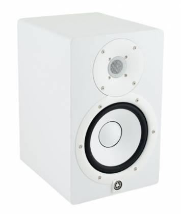 "Yamaha HS7-W 7"" Powered Studio Reference Monitor-White Product Image"