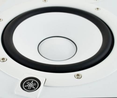 "Yamaha HS7-W 7"" Powered Studio Reference Monitor-White Product Image 3"