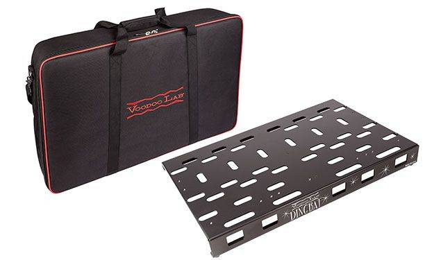 Voodoo Lab DBL Dingbat Large Pedalboard 101574 Product Image