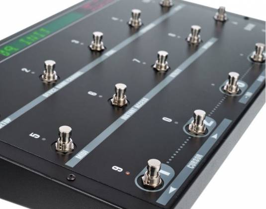 Voodoo Lab GCP Ground Control Pro Programmable MIDI Foot Controller 101591 Product Image 5