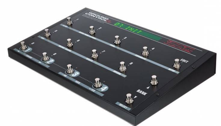 Voodoo Lab GCP Ground Control Pro Programmable MIDI Foot Controller 101591 Product Image 8