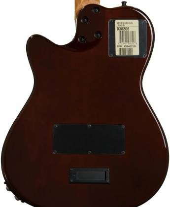 Godin 038206 A6 Extreme KOA High Gloss 6 String RH Acoustic Electric Guitar with Bag Product Image 5