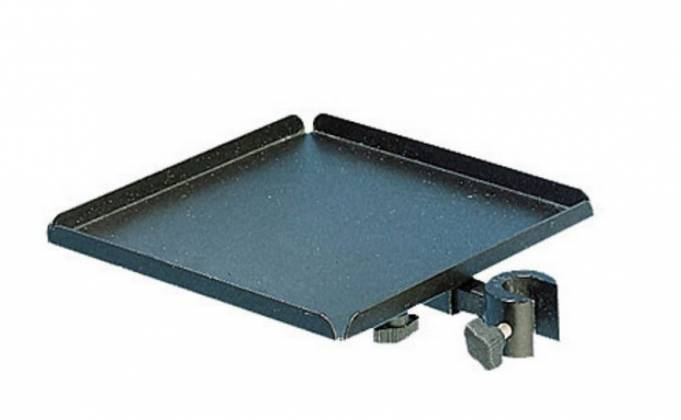Quiklok MS329 Large Clamp-On Utility Tray-Black Product Image 5