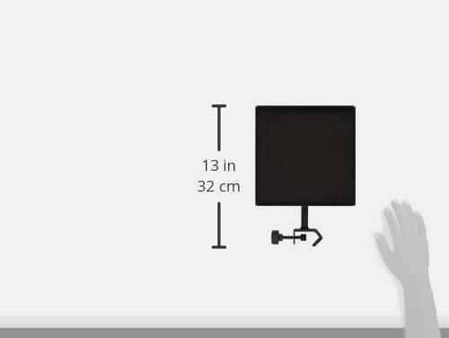 Quiklok MS329 Large Clamp-On Utility Tray-Black Product Image 3