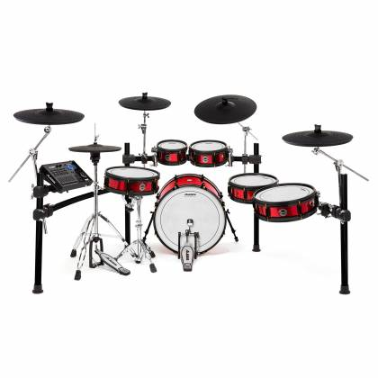 Alesis STRIKE PRO SPCEDXUS Special Edition 11-Piece Professional Electronic Drum Kit strike-pro-special-edition Product Image
