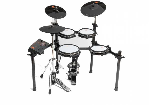 2 Box 40003 Speedlight Electronic Drum Kit with Module, Drum Pads, Cymbal Pads, Hardware and Cables 40003-speedlight Product Image