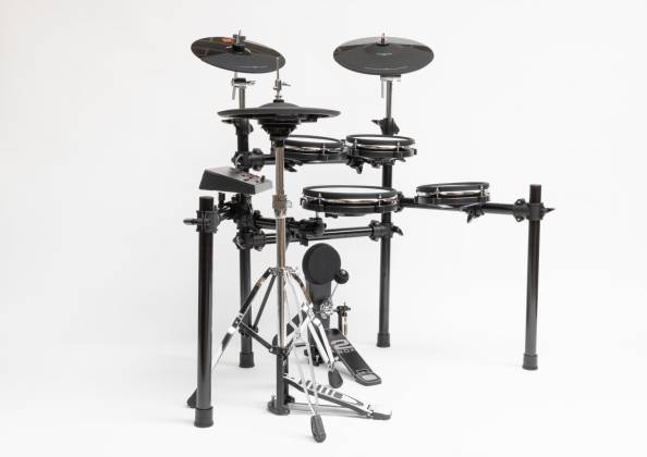 2 Box 40003 Speedlight Electronic Drum Kit with Module, Drum Pads, Cymbal Pads, Hardware and Cables 40003-speedlight Product Image 9