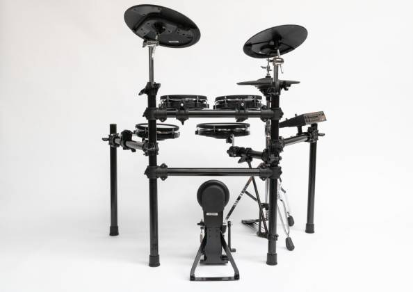 2 Box 40003 Speedlight Electronic Drum Kit with Module, Drum Pads, Cymbal Pads, Hardware and Cables 40003-speedlight Product Image 7