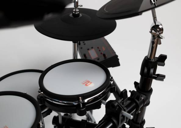 2 Box 40003 Speedlight Electronic Drum Kit with Module, Drum Pads, Cymbal Pads, Hardware and Cables 40003-speedlight Product Image 6