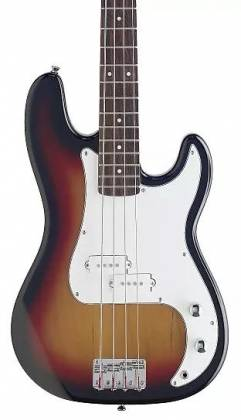 "Stagg P250-SB Standard ""P"" 4-String RH Electric Bass Guitar-Sunburst 18418 Product Image 3"