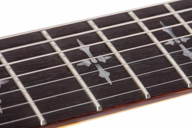 Schecter 3667SHC Demon-7 LH 7-String Electric Guitar-Satin Black Product Image 12