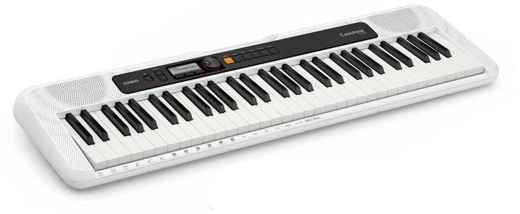 Casio CTS200WE 61-Key Portable Keyboard w/ Chordana App 400 Tones - White cts-200-we Product Image 3