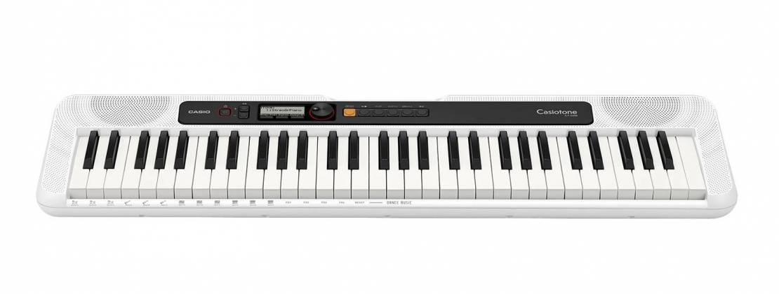 Casio CTS200WE 61-Key Portable Keyboard w/ Chordana App 400 Tones - White cts-200-we Product Image 2