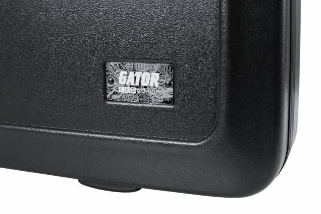 Gator MI GTSAGTRBASS-LED TSA Guitar Series Bass Guitar Case-LED Edition Product Image 7
