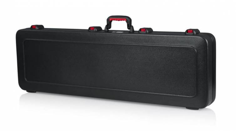Gator MI GTSAGTRBASS-LED TSA Guitar Series Bass Guitar Case-LED Edition Product Image 4