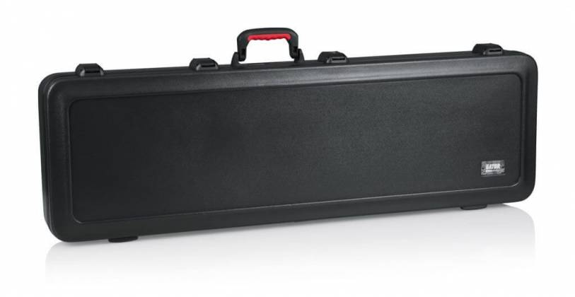 Gator MI GTSAGTRBASS-LED TSA Guitar Series Bass Guitar Case-LED Edition Product Image 3