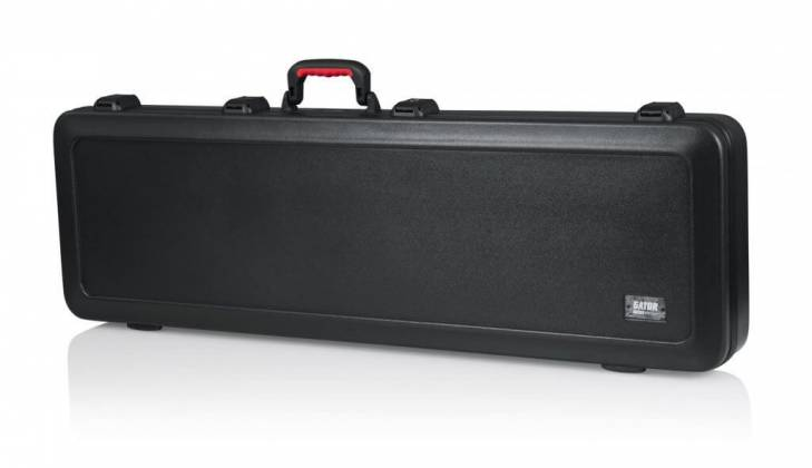 Gator MI GTSAGTRBASS-LED TSA Guitar Series Bass Guitar Case-LED Edition Product Image 17