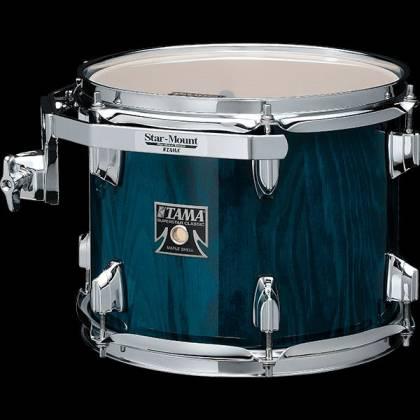 Tama CL52-KS PGHP Superstar Classic 5-piece Shell Pack-Gloss Sapphire Lacebark Pine Product Image 2