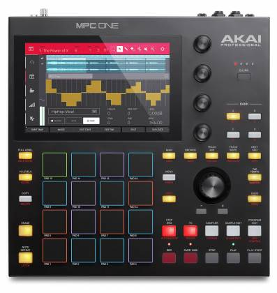 Akai MPC One Standalone Music Production Center mpc-one-x-us Product Image 8