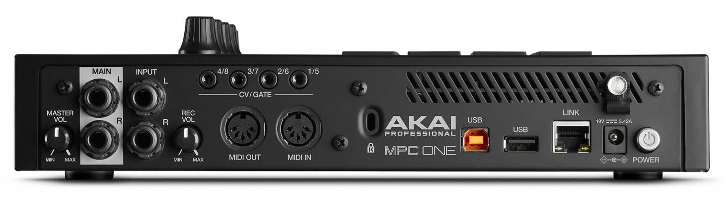 Akai MPC One Standalone Music Production Center mpc-one-x-us Product Image 7