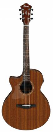 Ibanez AE295LLGS AE Series 6-String LH Acoustic Electric Guitar-Natural Low Gloss ae-295-l-lgs Product Image 3